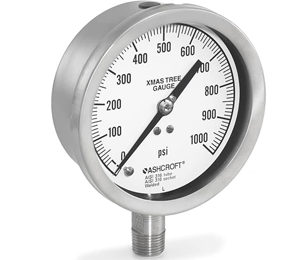 Ashcroft 1020 Christmas Tree Pressure Gauge