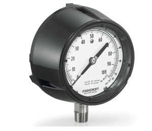 Ashcroft 1188 Low Pressure Bellows Gauge