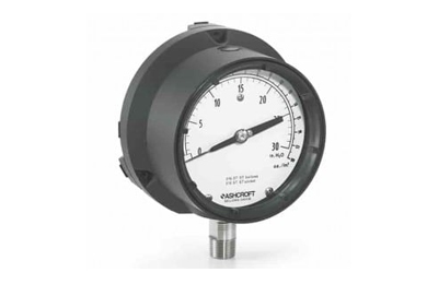 Ashcroft 1189 Low Pressure Bellows Gauge