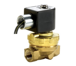 Parker 2 Way Valves - Steam