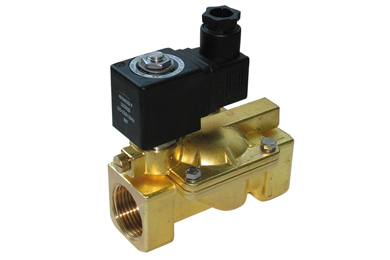 Parker 2 Way Valves - Water