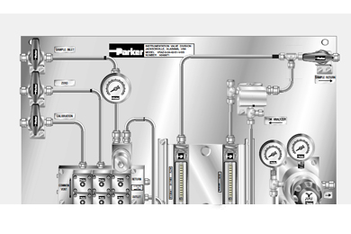 Parker Vent Recovery Panel