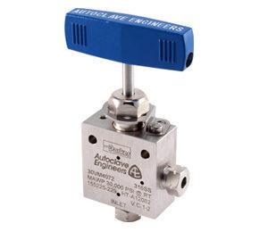 Parker High Pressure Needle Valves