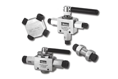 Parker MPI Fittings