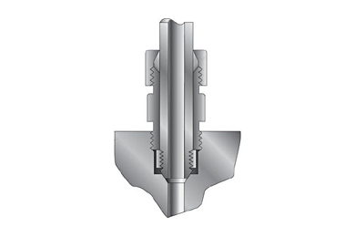 Parker Medium Pressure Anti-Vibration Collet Glad Assembly