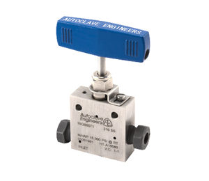 Parker Medium Pressure Needle Valve