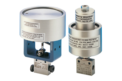 Parker Piston Style Pneumatic Actuators