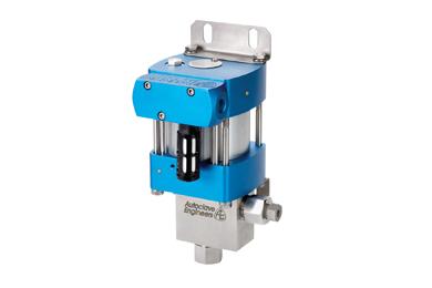 """Parker Compact 3"""" Air Driven Liquid Pumps"""