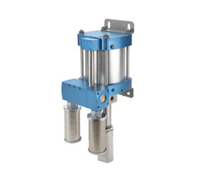 Parker Double Acting, Single Ended High Flow Liquid Pumps