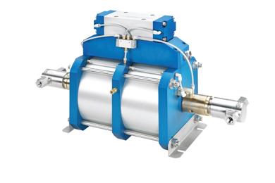 Parker High Volume Air Driven Liquid Pumps