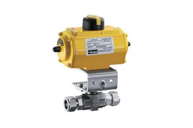Parker Pneumatic/ Electric Actuators