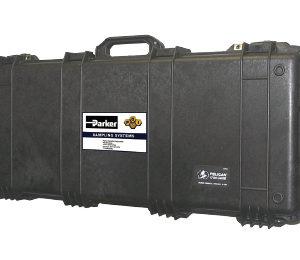 Parker -Sample Cylinder Case