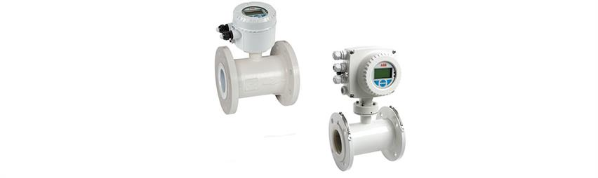 Outlining electromagnetic flow meters
